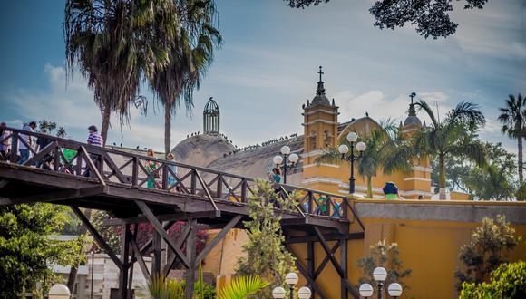 Barranco se vio golpeado en el turismo por la pandemia. (Foto: GEC)