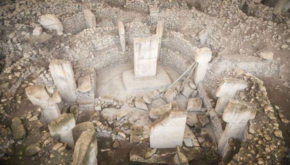 Göbekli Tepe es considerado en templo más antiguo del mundo. (Foto: Getty)