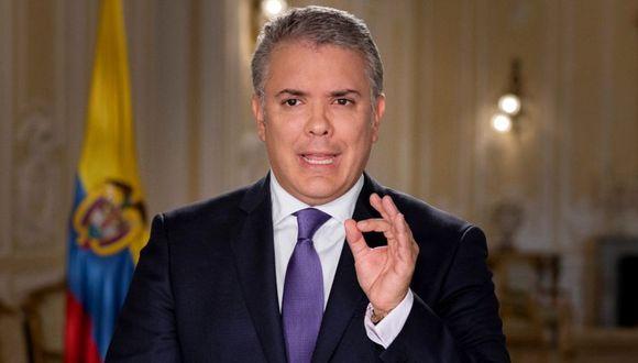 JEP | Presidente de Colombia Iván Duque objeta parcialmente ley que establece Justicia Especial para la Paz. (EFE)