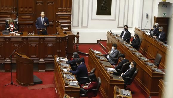 Vizcarra Cornejo fue vacado por 105 votos a favor el último lunes. (Foto: Presidencia del Perú)