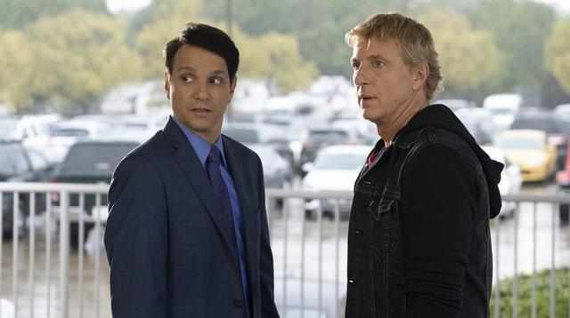 "Daniel and Johnny will join forces against Kreese in the fourth season ""Cobra Kai"" (Photo: Netflik)"