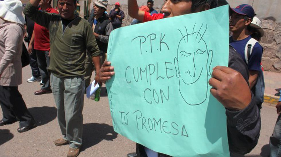 Chinchero: la tensa espera por la firma de una adenda - 1