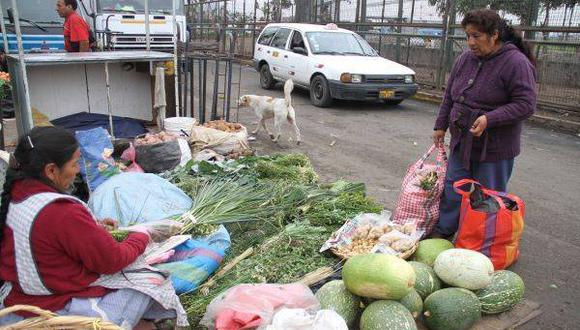 Mercado de Caquetá ha sido cerrado de manera temporal tras confirmarse casos de COVID-19. (Foto GEC)