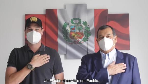 Jorge Nieto Montesinos buscará ser candidato al Congreso por Restauración Nacional. (Foto: Captura de Twitter)