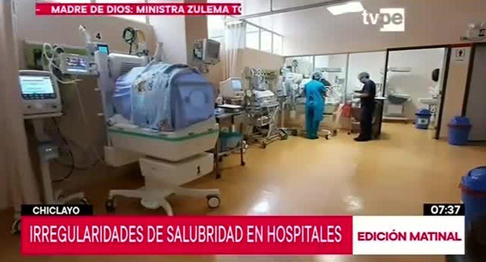 Lambayeque: hospitales dejaron de realizar operaciones a 5 mil pacientes por falta de equipos médicos - El Comercio