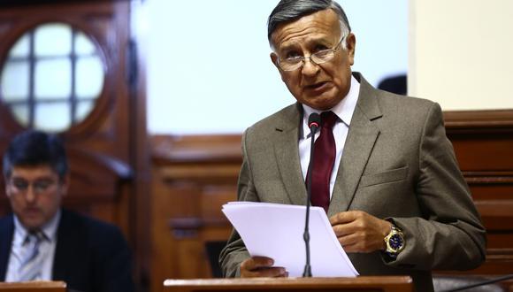 El congresista fujimorista Guillermo Martorell anunció que apelará el fallo en las instancias correspondientes. (Foto: Congreso)