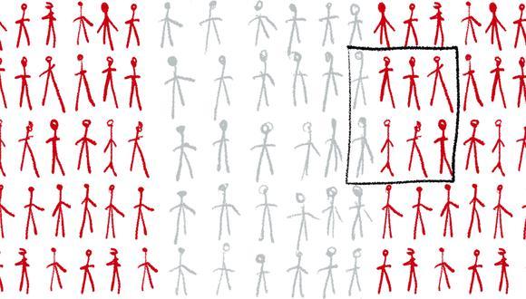 """""""No debemos engañarnos. Aún en tiempos posmodernos, Ia identificación que nos resulta más fuerte e inmediata es aquella de la cercanía"""". Ilustración: Giovanni Tazza"""