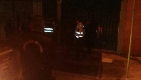 Clausuran bares por no tener licencia de funcionamiento y atender en pleno estado de emergencia (Foto: Policía Municipal Bellavista)