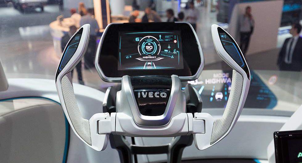 Así serán los camiones del futuro, según Iveco [FOTOS] - 7