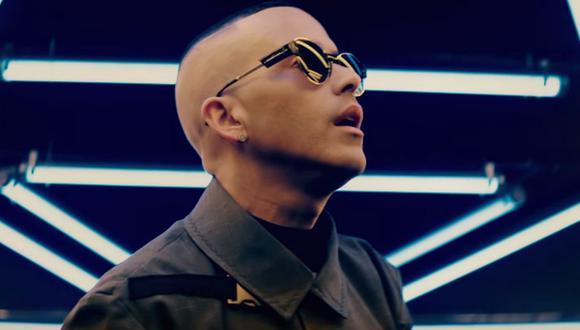 """Yandel, del dúo """"Wisin & Yandel"""", lanzó su nuevo sencillo """"Espionaje"""". (Foto: Captura de video)"""