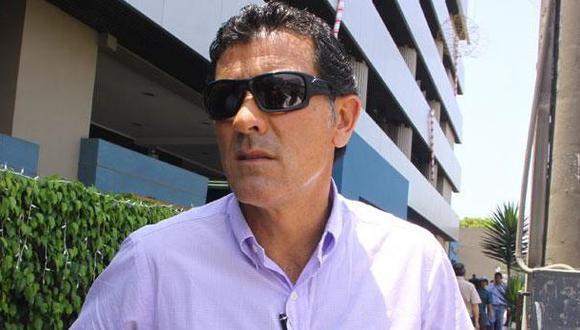 """Gustavo Zevallos: """"No conozco al administrador de Alianza Lima"""""""