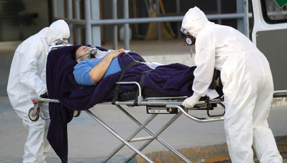 Coronavirus en México   Últimas noticias   Último minuto: reporte de infectados y muertos hoy, lunes 22 de marzo del 2021   Covid-19   (Foto: EFE/Luis Torres/Archivo).