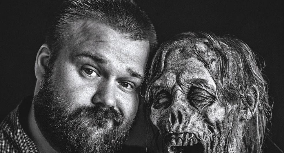 """The Walking Dead"": el verdadero origen del virus zombi (Foto: Robert Kirkman)"