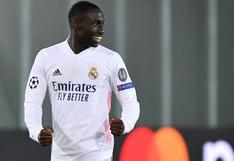 Real Madrid ganó 1-0 ante Atalanta en la ida de octavos gracias a un golazo de Ferland Mendy | RESUMEN