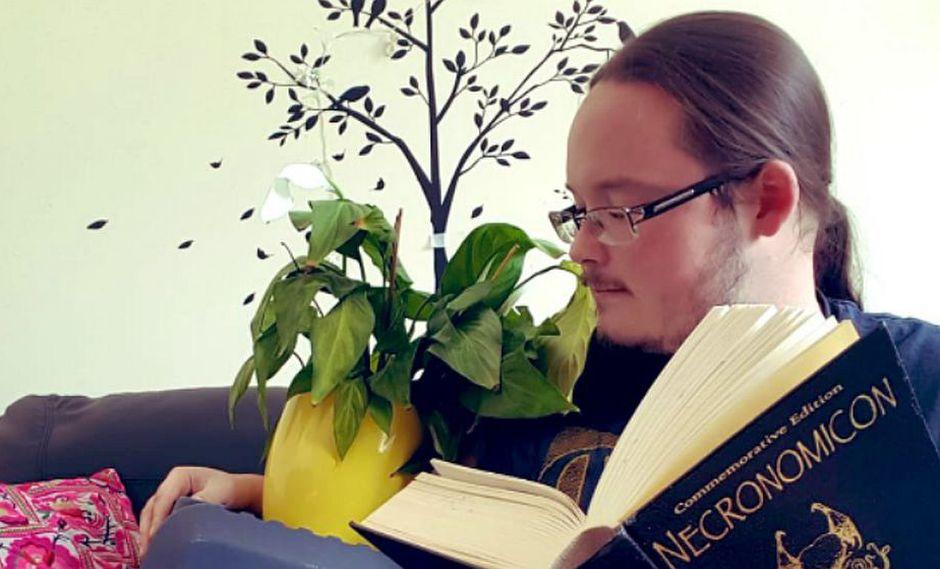 Jack se tomó muy en serio su labor de cuidar las plantas y vivió experiencias inolvidables con ellas. (Foto: Twitter @laurenfrench)