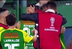 Defensa y Justicia vs. Coquimbo: Braian Romero marcó hat-trick y puso 4-1 al 'Halcón' | VIDEO