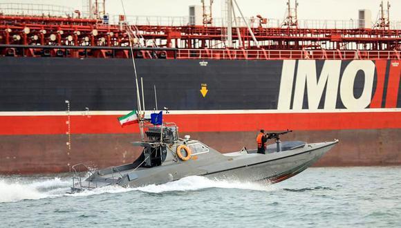 """Irán ordena la liberación del petrolero británico """"Stena Impero"""". (AFP)."""