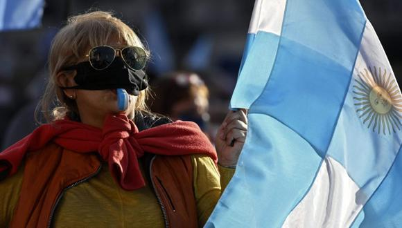 Coronavirus en Argentina | Últimas noticias | Último minuto: reporte de infectados y muertos hoy, lunes 12 de octubre del 2020 | Covid-19 | (Foto: AFP / JUAN MABROMATA).