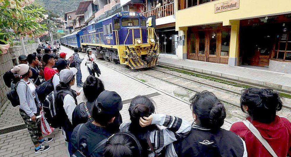 Coronavirus: Cusco sin tren ni buses a Machu Picchu (FOTOS)