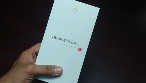 Huawei P40 Pro. (Captura de pantalla)