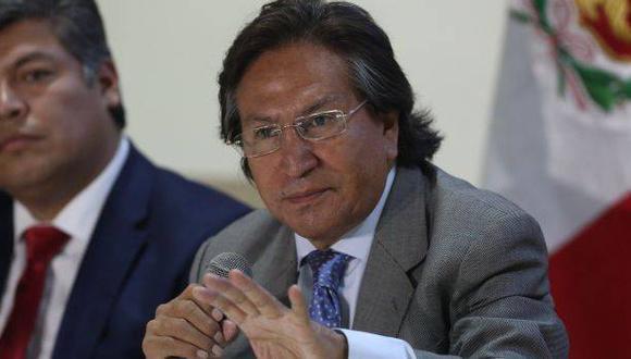 Toledo es citado a Congreso el lunes 7 por reunión con Orellana