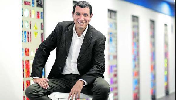 Álvaro Merino Reyna, gerente general de IBM Perú. (Foto: Nancy Chapell / El Comercio)