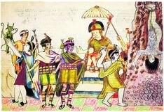 ¿Cómo era la vida de la realeza inca del Perú?