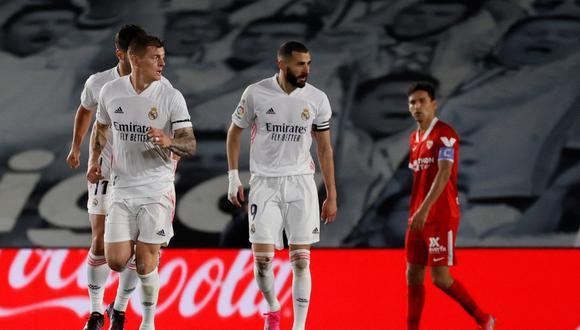 LaLiga Santander: revisa la tabla de posiciones en directo | Foto: EFE