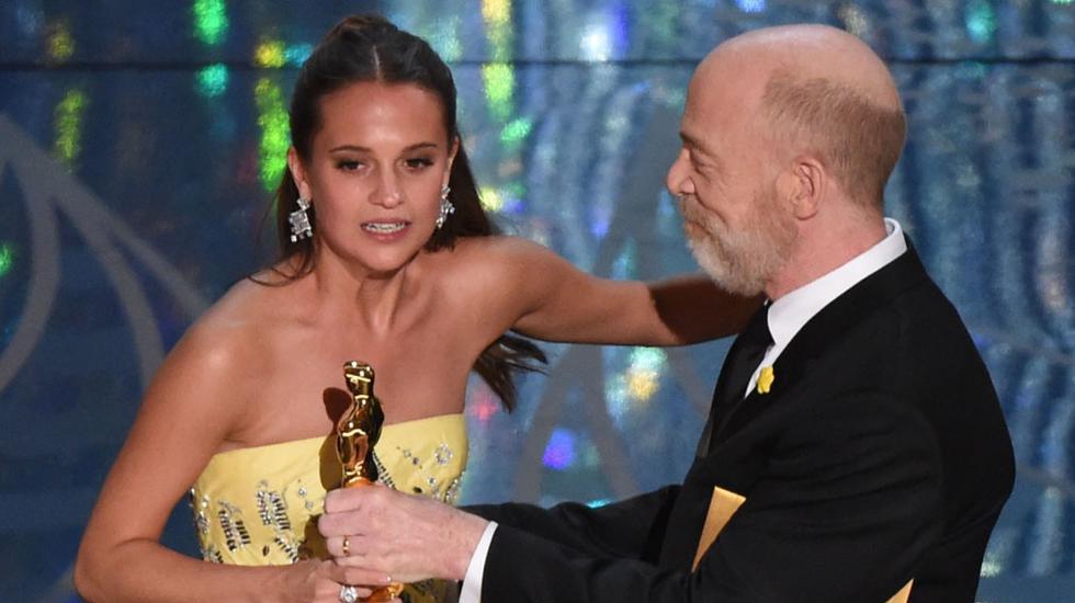 Oscar 2016: Alicia Vikander ganó como mejor Actriz de Reparto - 3