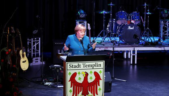 El partido de Merkel ha criticado la decisión del SPD. (Foto: Reuters)