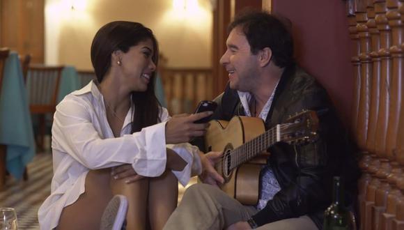 """""""Jugo de tamarindo"""", filme peruano que llegó a las salas de cine en enero del 2019, con Karen Dejo y Julio Andrade en los roles protagónicos. (Foto: archivo personal de Julio Andrade)"""