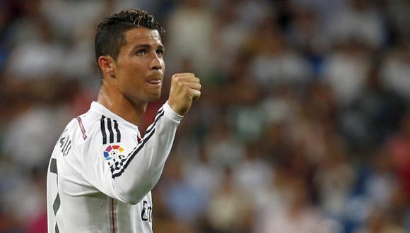 Cristiano Ronaldo está a tope y jugará ante Atlético de Madrid