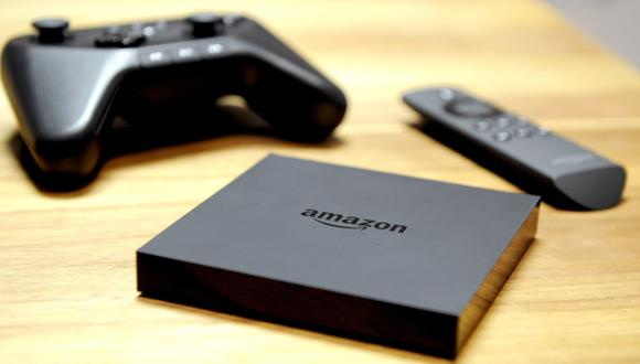 Amazon lanza dispositivo de streaming para competir con AppleTV