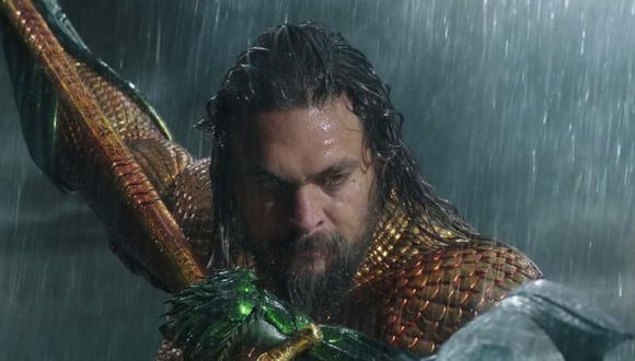 """""""Aquaman 2"""" aún está lejos de llegar a los cines, pero los fans ya están emocionados por su estreno (Foto: Warner Bros.)"""