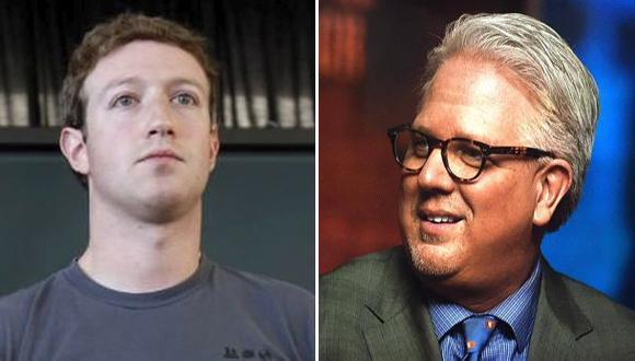 Beck y Perino entre conservadores que hablarán con Zuckerberg