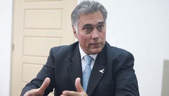 Sala ratifica comparecencia restringida para Francisco Boza