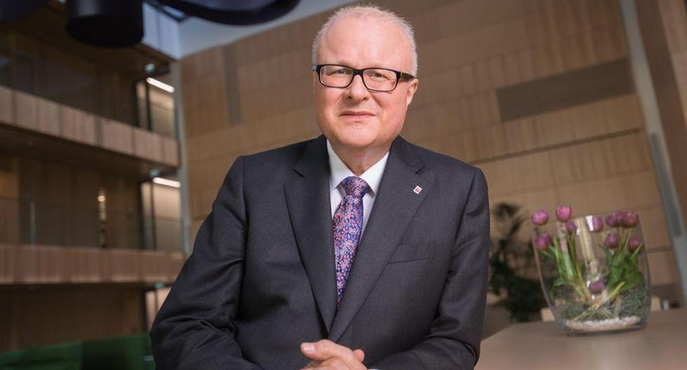 Thomas Schaefer era responsable desde hace diez años de las finanzas de Hesse, donde se halla Fráncfort, el centro financiero alemán, sede del Banco central europeo y de grandes bancos alemanes. (Foto: EFE/Sabrina Feige).