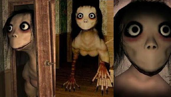 'Momo', el famoso personaje que nació en WhatsApp, ya forma parte del mundo de los videojuegos. (YouTube)