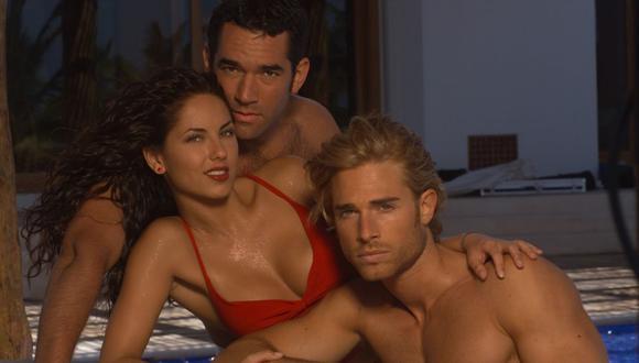 """Recuerda el último capítulo de """"Rubí"""", la telenovela que protagonizó Bárbara Morí en 2004 (Foto: El canal de las Estrellas)"""