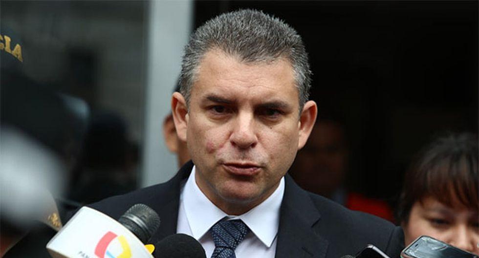 El fiscal Rafael Vela Barba destacó que EE.UU. tiene antecedentes de aprobar extradiciones para juzgar más que para investigar. (Foto: Alessandro Currarino / GEC)