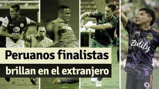 Peruanos finalistas: Ruidíaz y Ormeño se enfrentaran en la final de la Leagues Cup