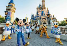 50 años de Walt Disney World: cómo opera en pandemia el parque temático más famoso y todo lo que debes saber para ir