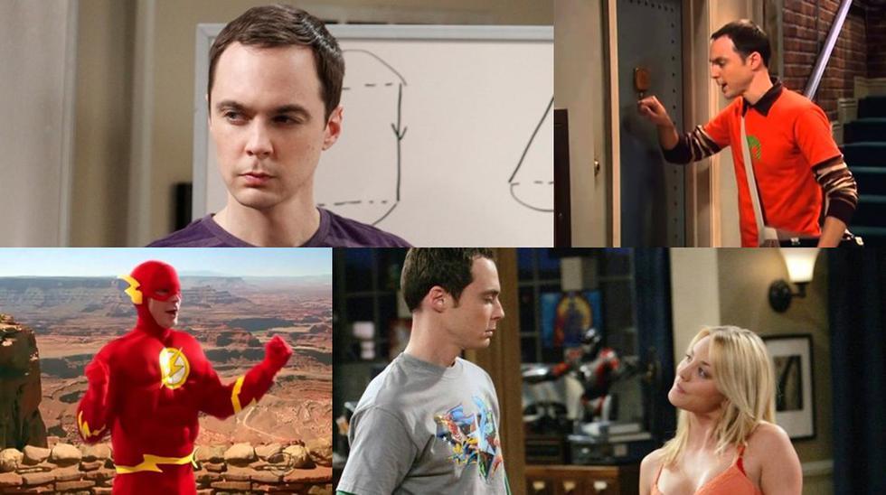 """The Big Bang Theory"". Jim Parsons cumple 44 años. Él interpreta a Sheldon. (Foto: CBS)"