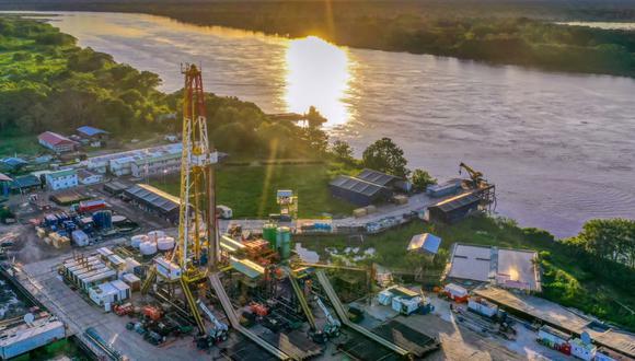 El lote 95 (Loreto) inició producción a fines del 2018. Antes de su paralización llegó a producir 11.500 barriles diarios de petróleo. Petrotal planeaba duplicar esos volumenes este año. (Foto: Petrotal)