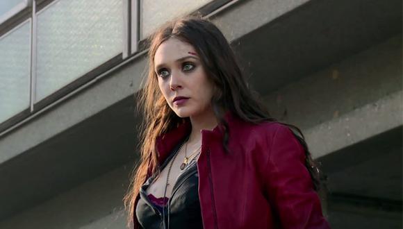 """Elizabeth Olsen dice que el vestuario de su personaje """"no representa a las mujeres"""". (Foto: Marvel)"""