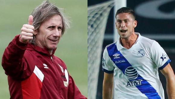 Ricardo Gareca incluyó a Santiago Ormeño por primera vez en una lista preliminar de la Selección Peruana. (Foto: Agencias)