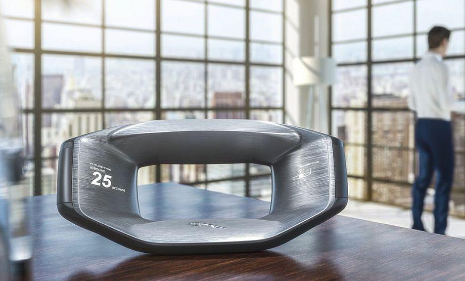 Los timones del futuro podrían adaptarse al auto de nuestra preferencia. (foto: Jaguar-Land Rover)