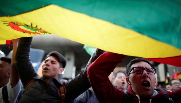 Bolivia está convulsionada tras las elecciones del domingo. (REUTERS/Ueslei Marcelino).