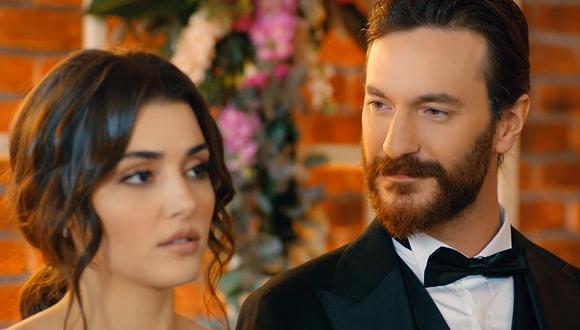 Serkan logró recordar su historia de amor con Eda y recuperar a la florista. (Foto: Love Is in the Air / MF Yapım)