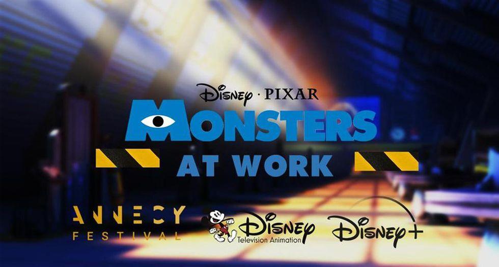 """""""Monsters at Work"""" formará parte del catálogo de Disney + (Foto: Disney)"""